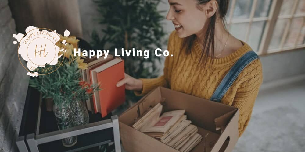Happy Living Co. We make home savings simple Happy Living Co Banner 1