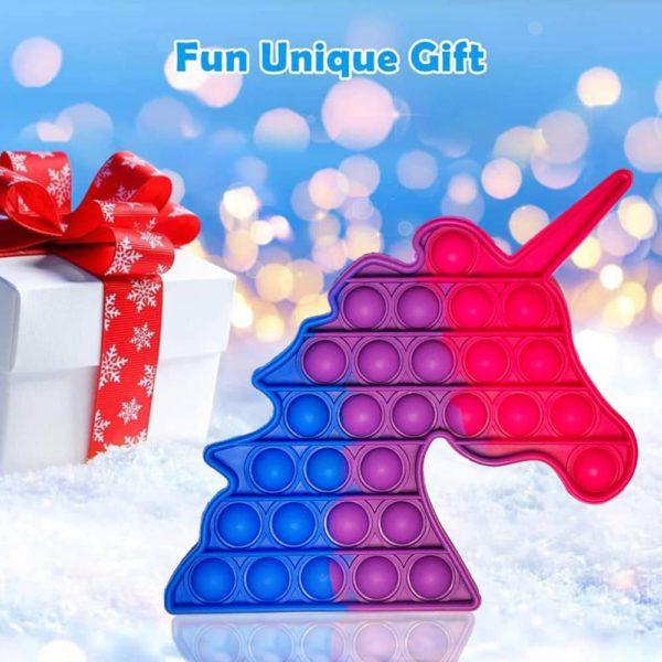 Happy Living Co. We make home savings simple Unicorn Christmas